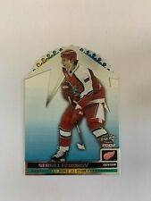 2001-02 Pacific All-Stars #W3 Sergei Fedorov - Detroit Red Wings