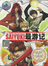 DVD The Great Collection of Saiyuki Chapter 1-101 End English Dubbed Japan Anime