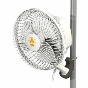 Ventilatore Clip Monkey Fan 13W - Secret Jardin - Facile da Spostare, 2 velocità