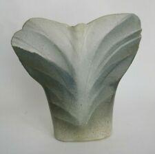 Vase Keramik Keramikvase am Stand unleserlich signiert