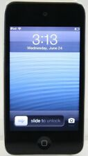 Apple iPod Touch 4th Generation (FaceTime) Black 8 GB A1367