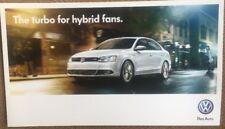 2013 Volkswagen Jetta Hybrid Brochure