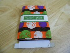 Halloween Theme Fabric - 1 yard packages