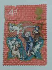 QUEEN ELIZABETH 11 - STAMP - 4d