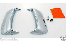 '88-'97 Honda GL 1500 Goldwing - CHROME fairing gills/exit vent accents
