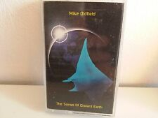K7 MIKE OLDFIELD The songs os distant earth 4509 98581 4