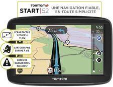 "GPS TomTom Start 52 5"" Cartographie Europe 49 pays à vie"