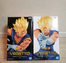 BANPRESTO DRAGON BALL SUPER FIGURE SS VEGETTO FINAL KAMEHAMEHA 2set JAPAN