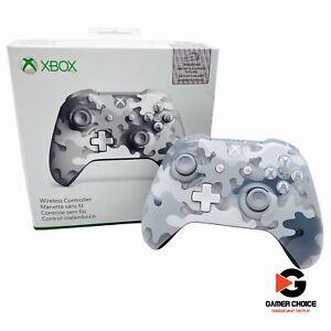 Xbox Wireless Controller -  Arctic Camo Special Edition: Xbox One