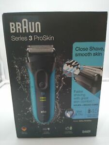 Braun Series 3 ProSkin 3040s Wet & Dry Electric Face Shaver Black