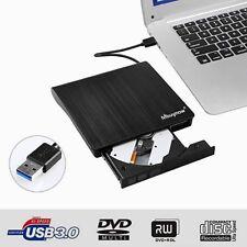 Premium External CD/DVD USB 3.0 AGM Portable DVD Drive CD DVD-RW Reader Writer