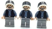 LEGO LOT OF 3 REBEL TROOP MINIFIGURES STAR WARS HOTH SOLDIERS