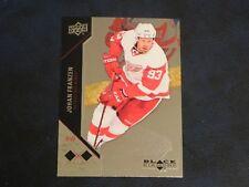 2011-12 Black Diamond Double #133 Johan Franzen Detroit Red Wings SP