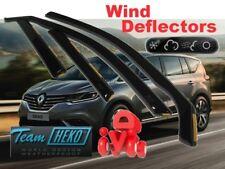 RENAULT ESPACE  V  5D  2014 -   Wind deflectors  4.pc HEKO 27194