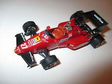 FERRARI 126 c4 TURBO RACING CAR Alboreto/Mansell (?) #27, Brumm in 1:43!