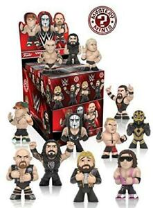 WWE WRESTLING - CASE OF 12 STYLISED VINYL MINIS by FUNKO - SEALED BOXES SERIES 2