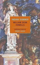 Indian Summer (New York Review Books Classics) by Howells, William Dean