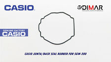 CASIO GASKET/ BACK SEAL RUBBER, FOR SGW-200