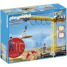 Playmobil - Remote Control Crane (5466)