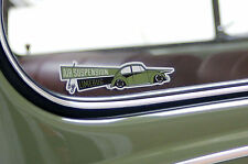 "Limebug VW 5.5"" Limebug Die Cut Air Ride Air'd Out Sticker Beetle Bug Volkswagen"