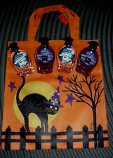 SOFTSOAP~HALLOWEEN HAND SOAP & SPOOKY TOTE BAG~5 PIECE SET~FAMILY TIME FUN~L@@K