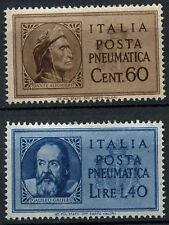 Italy 1945 SG#PE679-80 Pneumatic Post MNH Set #C110