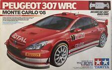 1/24 Tamiya Peugeot 307 WRC Monte Carlo 2005 No. 285