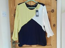 Great Party Principles Blouse 16 Brand New