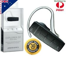 Genuine Plantronics Explorer 50 Bluetooth Headset for Apple Iphone Samsung Galax
