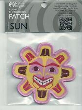 Native Art Souvenir Patch Sun
