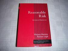 Reasonable Risk ( Alcohol in Perspective ) By M. Martinic & B. Leigh  Book