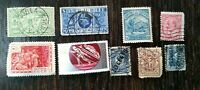 Interesting World Mix Stamps to Check Lot Russia Canada UK / GB etc.