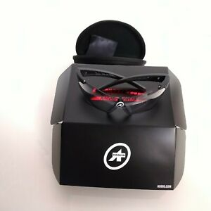 Assos Eye Protection Skharab sunglasses . Grey