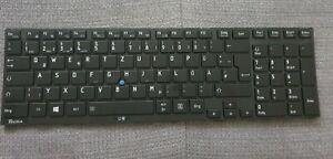 Originale Neue Toshiba Tecra R850 R950 R960 Tastatur mit Trackpoint Deutsch