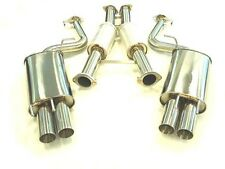 MEGAN RACING CATBACK TYPE 2 EXHAUST FOR 90-96 NISSAN 300ZX Z32 FAIRLADY Z 2.5""