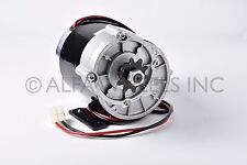 450 Watt 36 Volt electric motor f DIY trike gokart scooter gear reduction