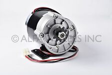 600 Watt 36 Volt electric motor f DIY trike gokart scooter gear reduction
