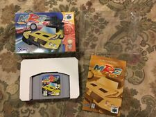 MRC: Multi-Racing Championship (Nintendo 64, 1997) N64 Cib Authentic Nice Shape