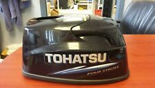Tohatsu Motor Cover Cowling with Integral Tank Opening