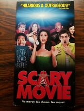 Scary Movie (VHS, 2000)