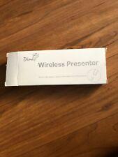 Dino wireless presenter Laser Pointer, Slide Show Remote Wireless