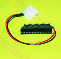 Male 2.5 inch IDE to 3.5 inch male adapter card 44P to 40P 44 pin to 40 pin