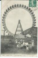 CPA -75- PARIS - La Grande roue
