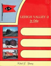 LEHIGH VALLEY IN COLOR - VOLUME TWO - MORNING SUN BOOK - USED VG
