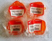 33602-GC5-613 lot de 4 lentilles de clignotant HONDA DAX 50  DAX 70  CT 110