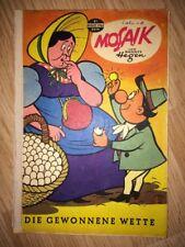 Original Hannes Hegen Mosaik Digedags Nr. 81