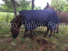 Donkey Mule Longear Turnout Blanket 48 Mini