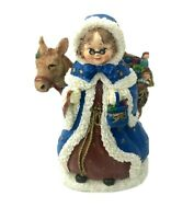 International Santa Collection Aunt Airie FRANCE Figure SC58 Christmas Holiday
