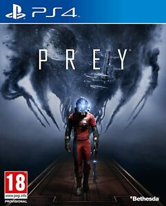 Prey for PS4 Sony PlayStation 4 * Brand New & Sealed (IMPORT) FAST & FREE P&P