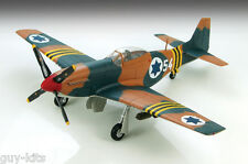 "P-51D Mustang ""Scorpion Squadron"", IAF 1956 - HOBBY MASTER 1/48  Réf. HA7709"